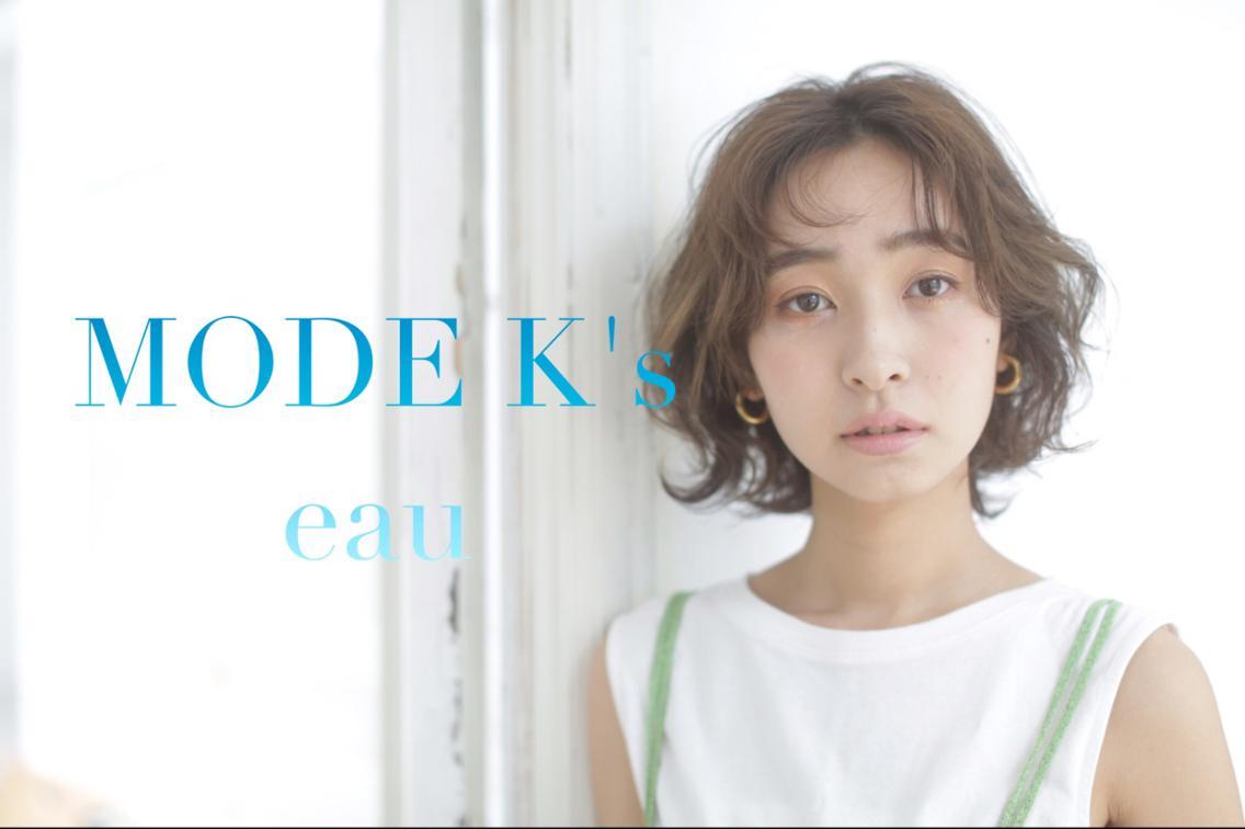 MODE  K's eau所属・黒野友輔の掲載