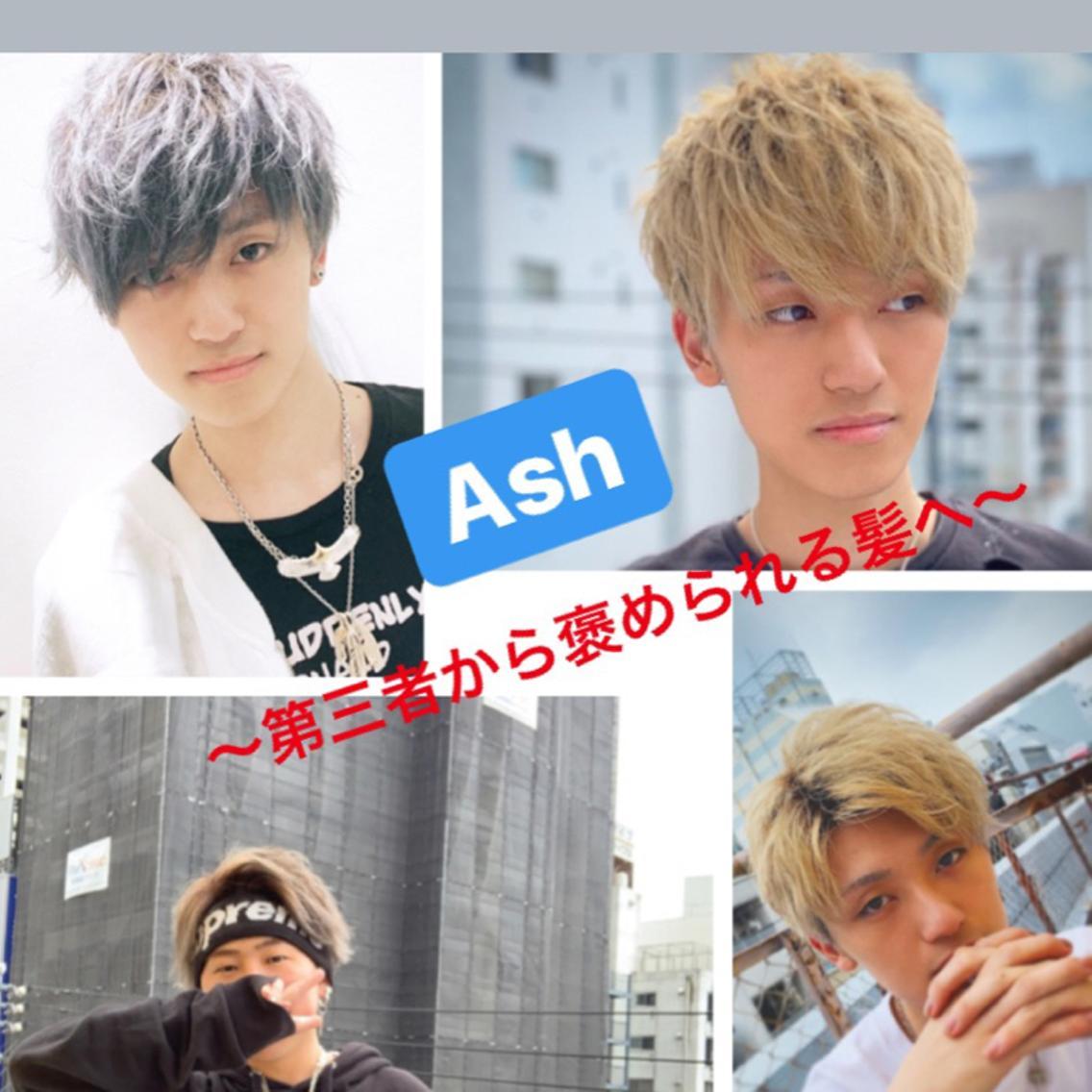 Ash 町田店所属・メンズデザイナー・露木智也の掲載