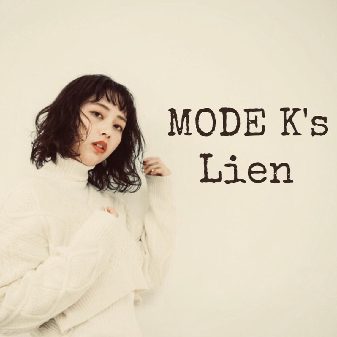 MODE K's Lien 店Eye salonSylph所属・黒川司の掲載