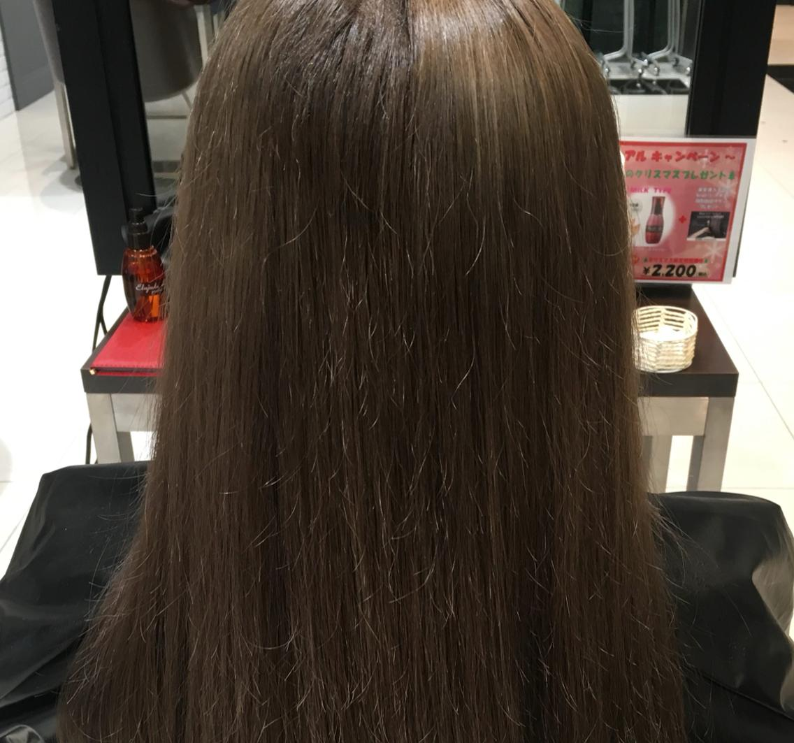 Hair&NailMUSE新浦安店所属・小森美穂の掲載