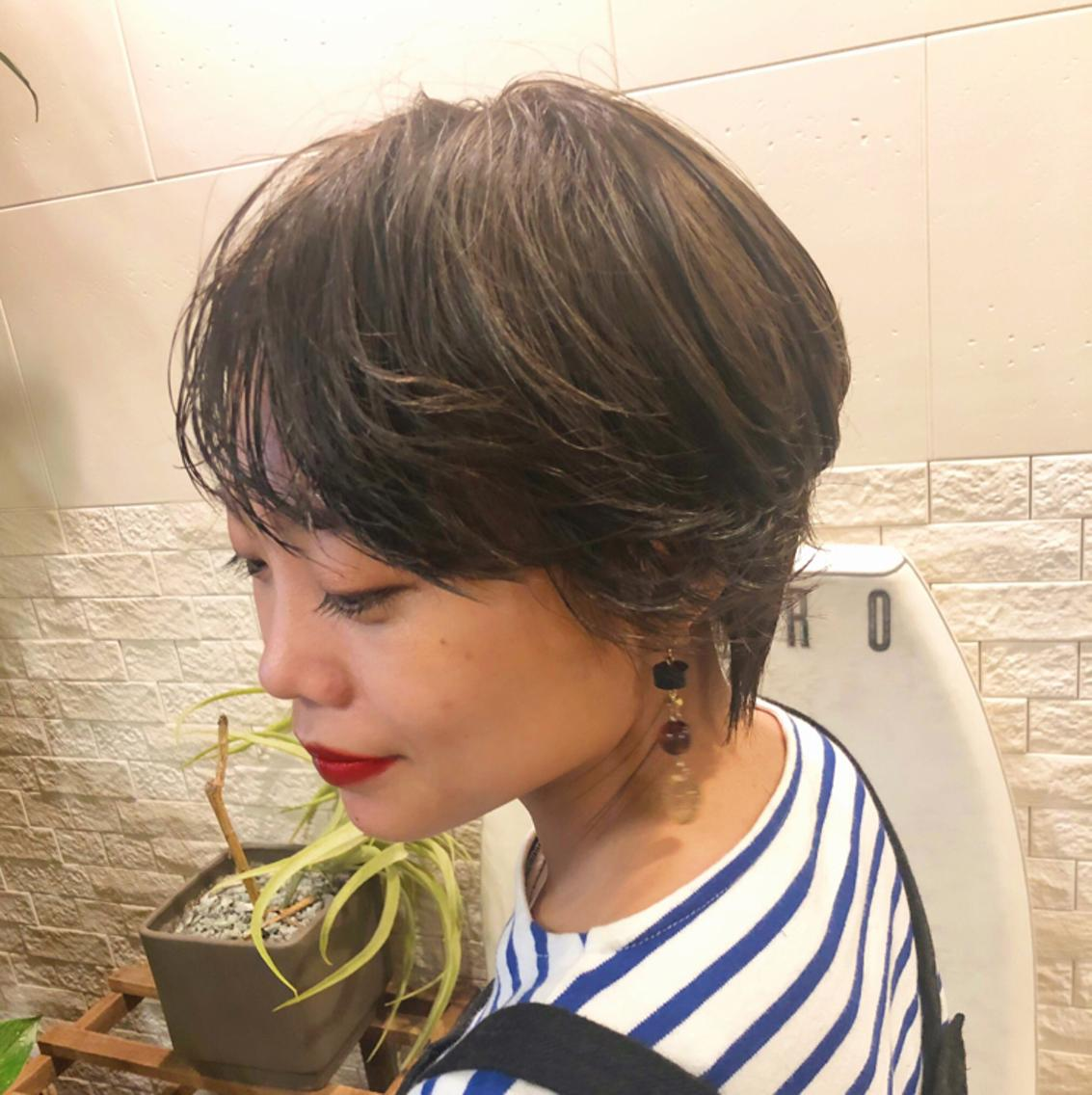 hairbrand b-arts所属・マネージャー歴12年MARIの掲載