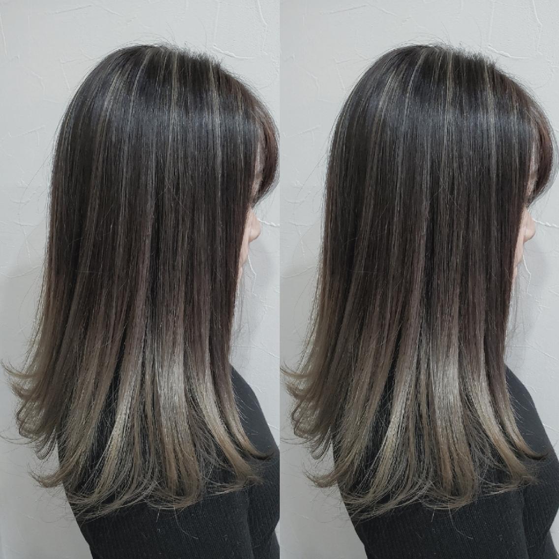 hair design PAUL所属・外国人風カラーデザイナー松本尚弥 の掲載