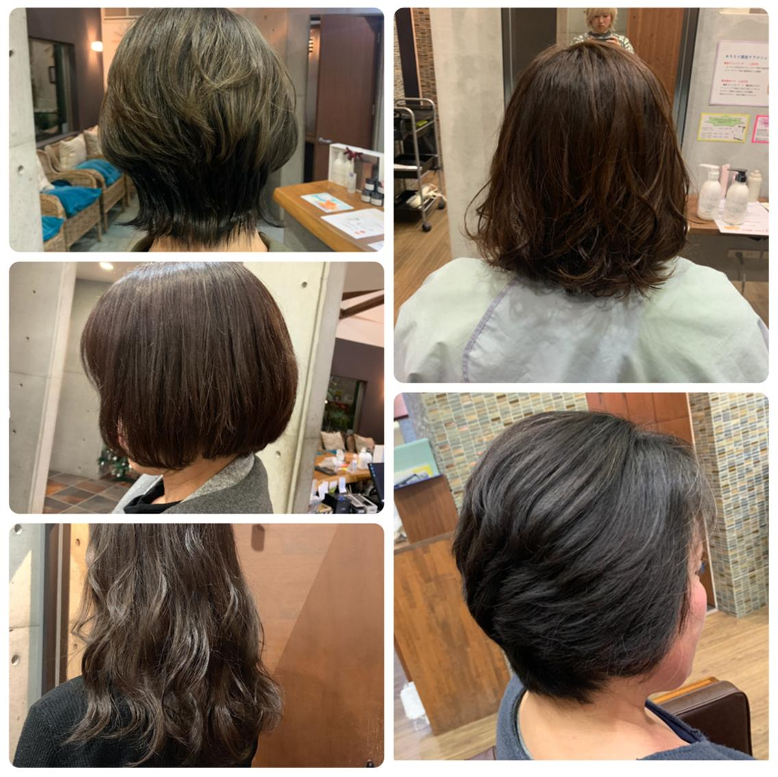 hair's BEAU 本店所属・林まどかの掲載