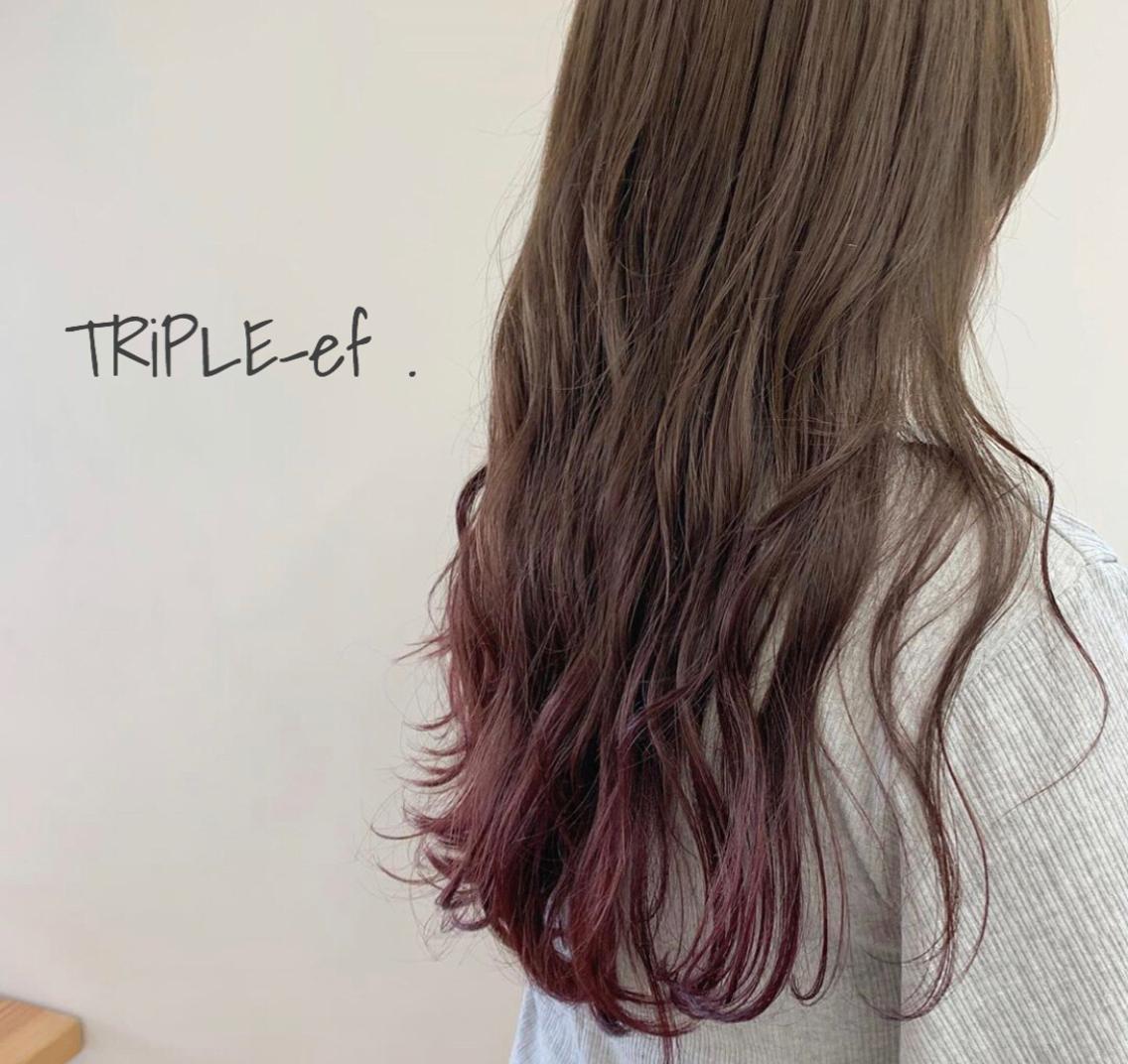 TRIPLE-ef所属・永井栞奈の掲載