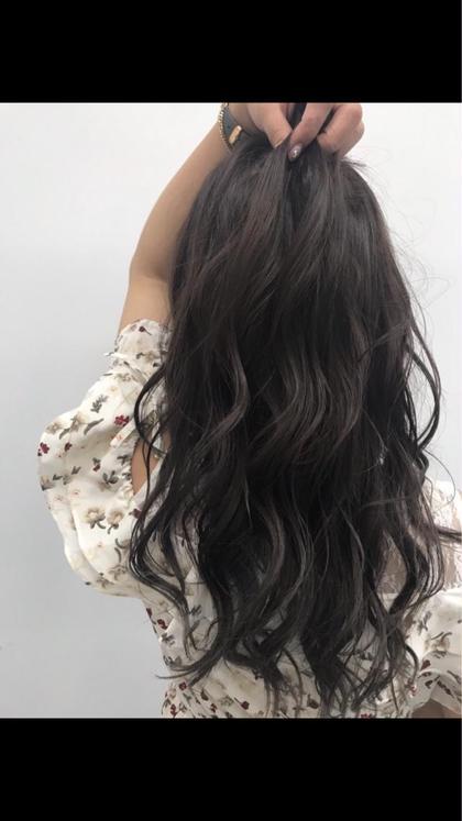 艶髪ヘアカラー