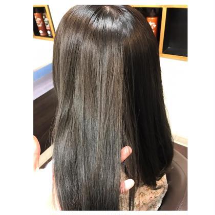最新髪質改善トリートメント♦️グロスショット♦️ (炭酸スパ付き)