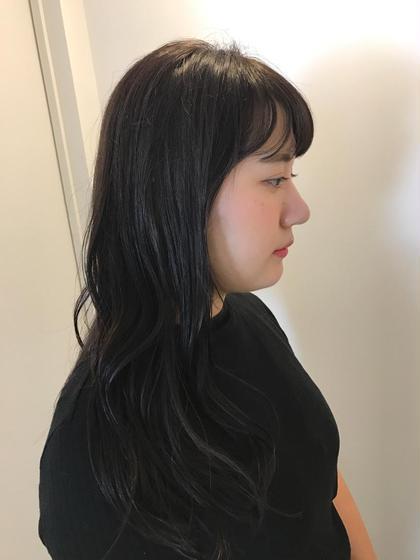 カラー アッシュベージュ☆