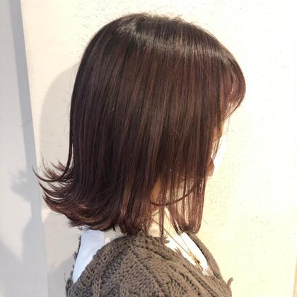 🧸前髪カットモデル🧸〜補足説明を確認お願い致します。