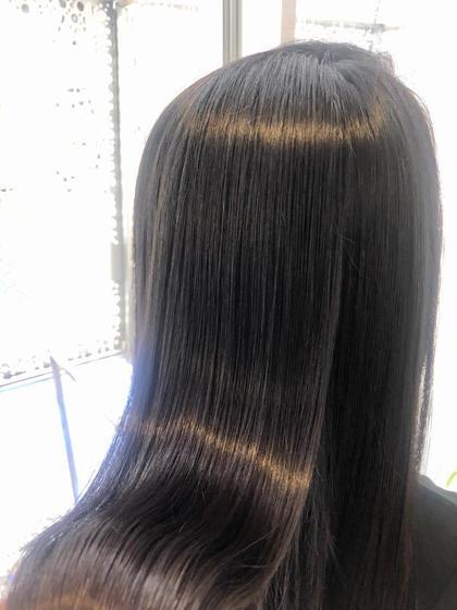 ✨新規限定❤️理想の髪質に❤️【髪質改善サブリミックトリートメント】➕【カット】超音波アイロン使用🌈