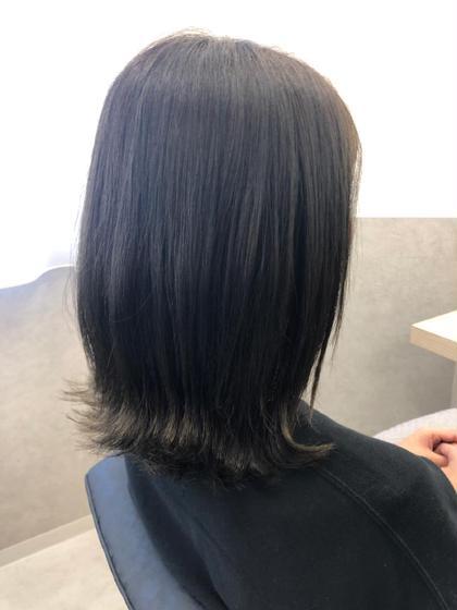 🎉髪が広がりやすい方必見🎉  簡単に可愛く決まる!! 外ハネボブ🍀🍀