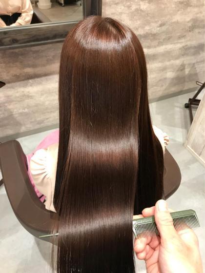 【💗乾燥・紫外線から髪を守る💫イルミナカラーでダメージケア💗】イルミナカラー&カット&ツヤトリートメント