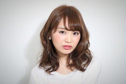 ZEST立川南口店所属・神雄介のスタイル