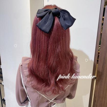 【🎀再来の方限定クーポン🎀】透明感カラー+髪質改善トリートメント💎✨+コテ巻き付き🧖🏻♀️💕