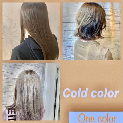 《2〜3回目の方限定》派手髪から外国人風カラーまでなんでもできます!色彩学を極めてるので迷ってる方は一緒に決めましょう!