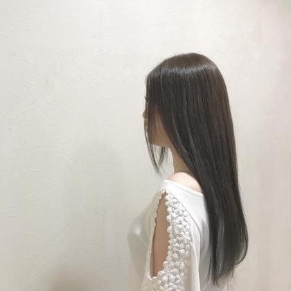 イルミナカラーオーシャン×オーキッド ブロッサム熊谷店所属・石井努のスタイル