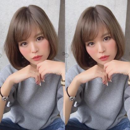 【7/20.21.22時間限定新規限定】カット & カラー & トリートメント