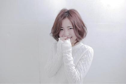 スタジオ撮影①✨ Ash中山店所属・友常拓道のスタイル