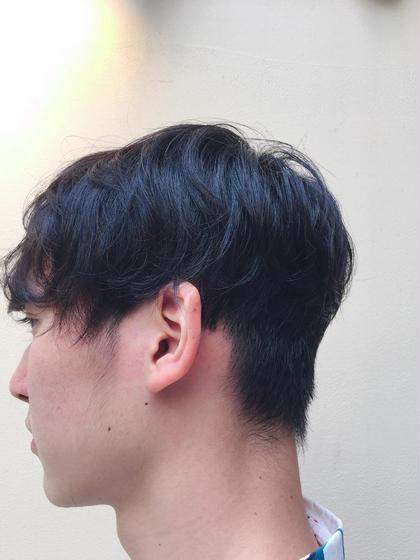 毛先の動きを出すのにぴったりなゆるふわパーマ  少しの変化を楽しめます!✨