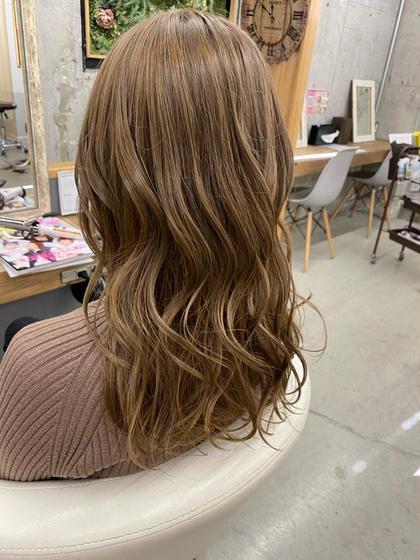 [艶髪、透明感⭐︎]キャラデコフルカラー