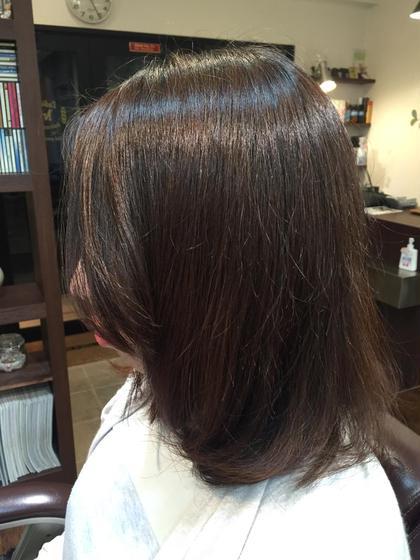 NEST   hair&relax所属・関悠平のスタイル