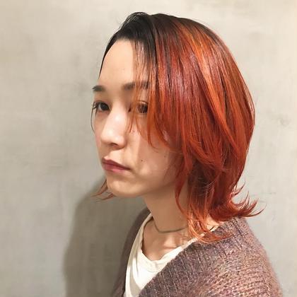 ✂︎【2回目以降】 カラー+トリートメント
