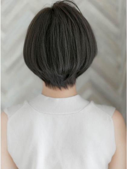 ROMA自由が丘所属の山本美月のヘアカタログ
