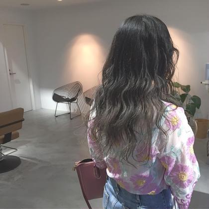 ♡3回目&4回目♡似合わせカット&透明感カラー&キューティクル補修トリートメント✨