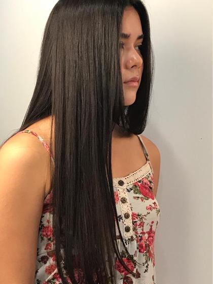 髪サラサラへ✨メンテナンスカット(前髪or毛量調整or毛先の整え)+3stepトリートメント(髪の内部補修)