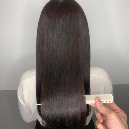 🔶人気No.3メニュー🔶❤️超最上級トリートメント❤️プリンセスケアトリートメント+透明感カラー✨#髪質改善