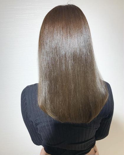 ⭐️お得に髪質改善をやりたい方に人気No.1⭐️1日2名限定⭐️メンテナンスカット+フルカラー+サイエンスアクア⭐️
