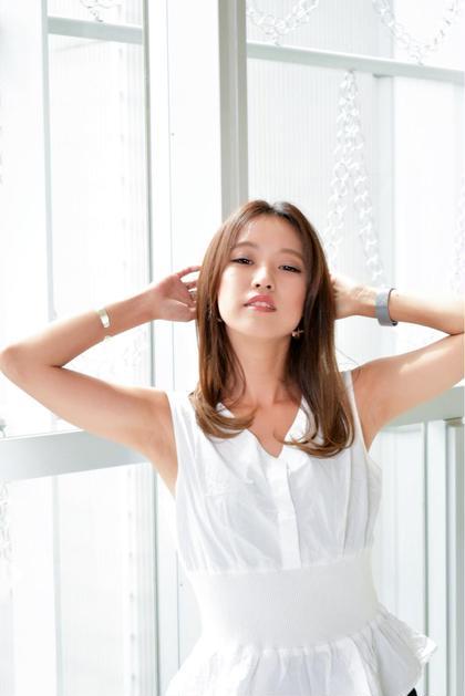 🎊初回限定48%引き☆外国人風カラー🎊人気No.1メニュー👑カット+透明感イルミナカラー+トリートメント付⭐️