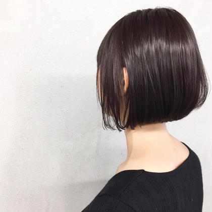 #tagカット & 高彩度カラー(白髪染め可)