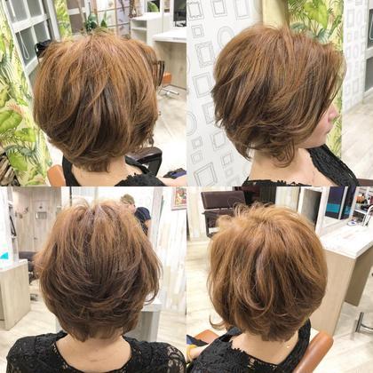 hair&loveTesoro所属・知原賢汰のスタイル
