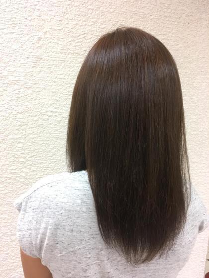 <艶カラー>アッシュブラウンカラー NEO【ネオ】所属・ARASHI☆のスタイル