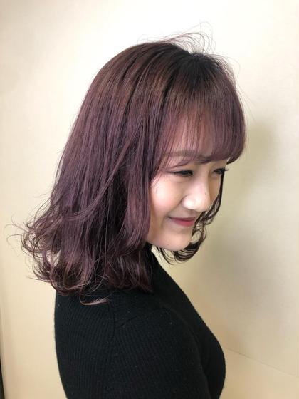 《前髪は女の子の命!!》 ✨前髪カット + 前髪縮毛or前髪パーマ+ トリートメント✨#アオハル