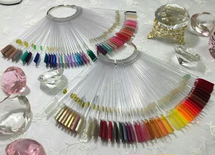 100色以上のカラージェルがございます! アートやパーツなど豊富です☆ ihana. Total Beauty 所属・ihana サロン池袋店のフォト