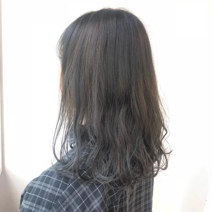 🌟平日限定🌟前髪カット➕透明感カラー➕トリートメント
