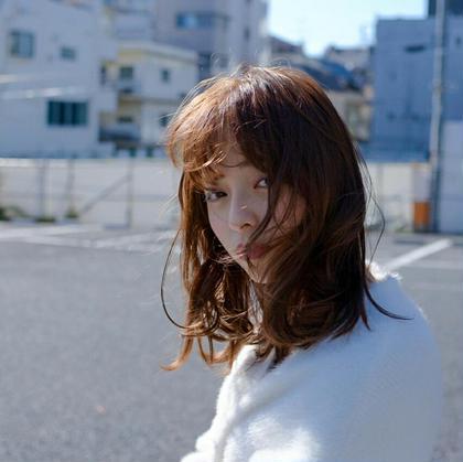 カット+髪質改善トリートメントパーマ¥18360→¥10800《極潤》