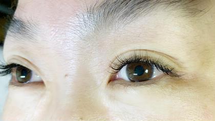 柔らかな印象になりたい方へ✨ eyelashextensionssalonALLY所属・北村鼓のフォト