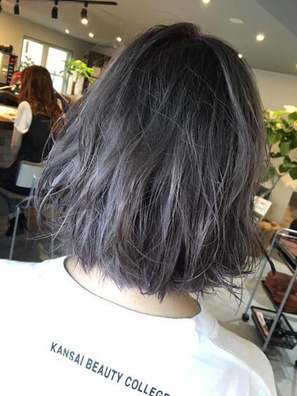 イルミナカラー★ La fith hair flamme所属・NANAのスタイル