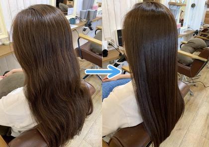 話題の水素ケア☆ミネコラ髪質改善 お試し1回コース