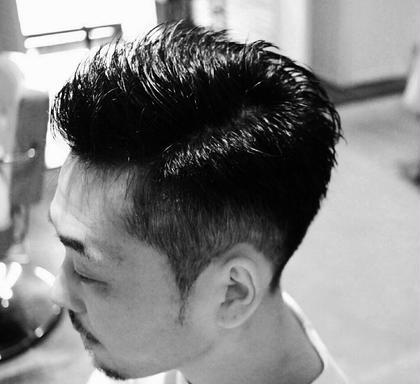 クラシカルな刈り上げ creep hair所属・川嶋恭平のスタイル