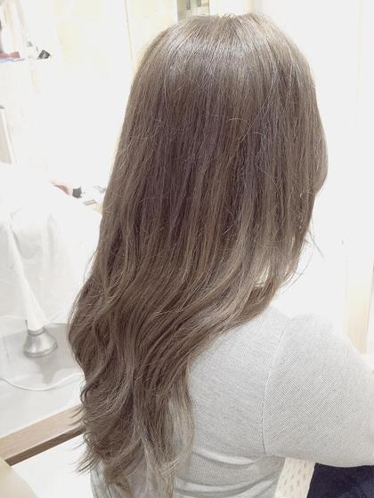 イルミナカラー hair&make NOISM-elua-所属・山本ゆりあのスタイル