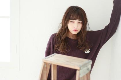 【#アオハル】カラー & デジタルパーマ or 縮毛矯正