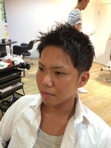 Hair&MakeCLEAR所属・Takagimikiのスタイル