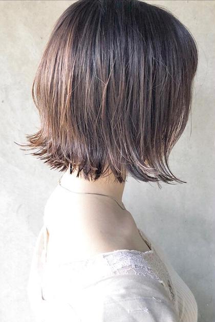 ✨ブリーチ&透明感カラー+艶トリートメント