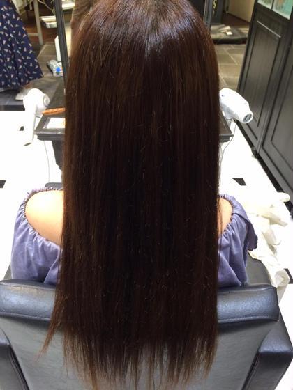 hair resort Ai 新宿店所属・齋藤saitoのスタイル