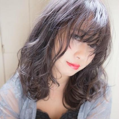 【#お年玉メニュー】カットカラー×5stepトリートメント×ヘッドマッサージ
