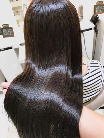 イルミナで叶う憧れの艶髪♥︎ Ash大宮店所属・清藤綾のスタイル