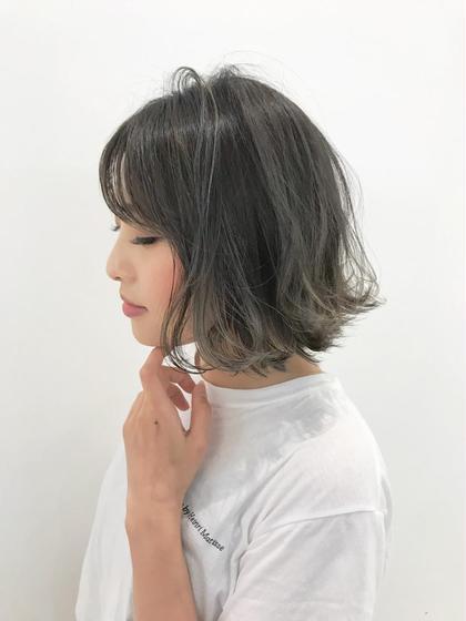 マスク1枚プレゼント✨学生限定✨カット・カラー4000円